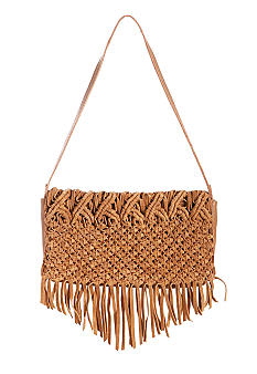 Lucky Brand Handbags Daisy Fringe Clutch