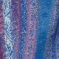 Juniors Accessories: Cape Verde New Directions Paisley Wrap