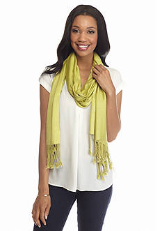 New Directions Satin Pashmina Scarf