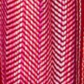 Juniors Scarves: Gala Pink New Directions Multi Woven Stripe Wrap
