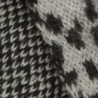 Handbags & Accessories: Cold Weather Sale: Dapple Gray New Directions Dizzy Animal Infinity Scarf
