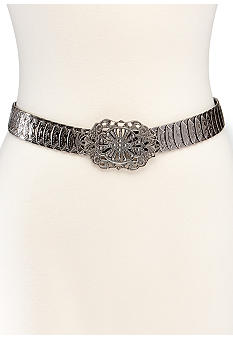 Jessica Simpson Stretch Chain Belt