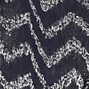 Women: Scarves & Wraps Sale: Navy Cejon Chevron Infinity Scarf
