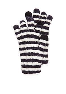 Steve Madden Varigated Stripe E-Touch Gloves