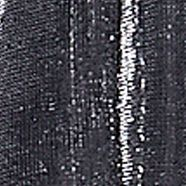 Juniors Scarves: Black Silver Cejon Lurex Shimmer Wrap