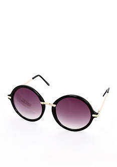 Steve Madden Round Sunglasses