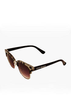 Steve Madden Semi-Rimless Sunglasses