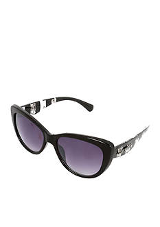 Steve Madden Mod Glam Cat Sunglasses