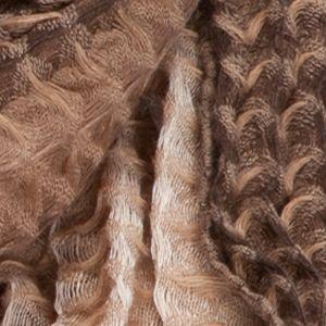 Steve Madden: Stones Steve Madden Stripe Waffle Woven Blanket Wrap