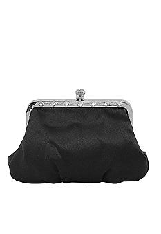 Magid Satin Clutch