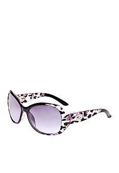 Steve Madden Animal Glam Sunglasses