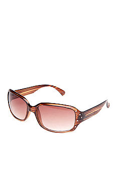 Steve Madden Small Plastic Rectangle Sunglasses