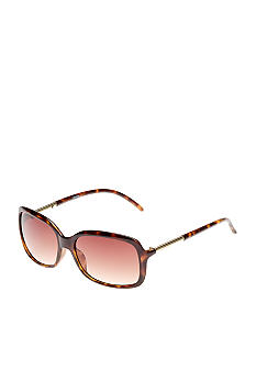 Calvin Klein Fashion Oval Sunglasses