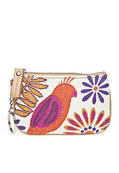 Kim Rogers Heather Key Chain Wallet