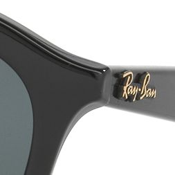 Guys Sunglasses: Black Ray-Ban Gatsby Sunglasses