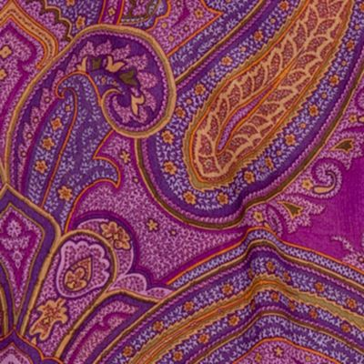 Handbags & Accessories: Scarves Sale: Purple Lauren Ralph Lauren Mara Scarf