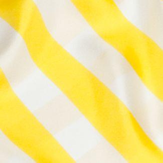 Ralph Lauren Women: Oasis Yellow Ralph Lauren Vanessa Stripe Scarf