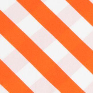 Ralph Lauren Women: Tropical Orange Ralph Lauren Vanessa Stripe Scarf