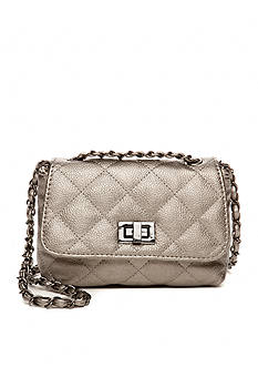 Steve Madden Small Quilted Crossbody
