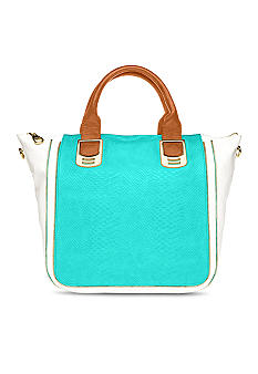 Steve Madden BGambet Shopper with Zipper Detail