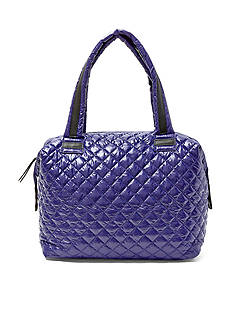 Steve Madden BVOYAGEE Quilted Satchel