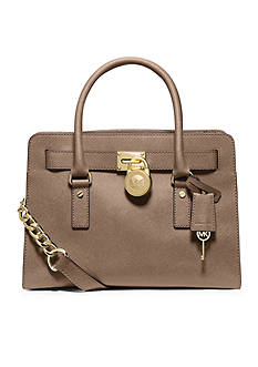 MICHAEL Michael Kors Hamilton Large East West Satchel