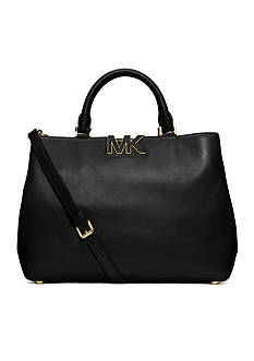 MICHAEL Michael Kors Florence Leather Large Satchel