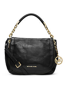 MICHAEL Michael Kors Stanthorpe Leather Medium Shoulder Bag