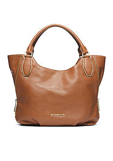 MICHAEL Michael Kors Vanessa Leather Medium Shoulder Bag