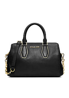 MICHAEL Michael Kors Vanessa Leather Medium Satchel