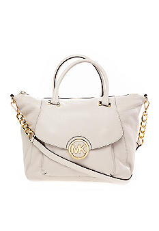 MICHAEL Michael Kors Fulton Top Zip Satchel