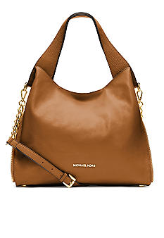 MICHAEL Michael Kors Leather Devon Large Shoulder Tote