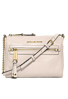 MICHAEL Michael Kors Leather Devon Small Messenger