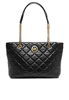 MICHAEL Michael Kors Fulton Quilted Large East West Tote