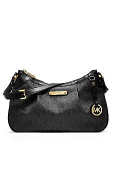 MICHAEL Michael Kors PVC Signature Medium Shoulder Bag