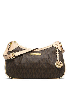 MICHAEL Michael Kors PVC Signature Medium Shoulder