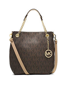 MICHAEL Michael Kors Jet Set Medium Chain Shoulder Tote