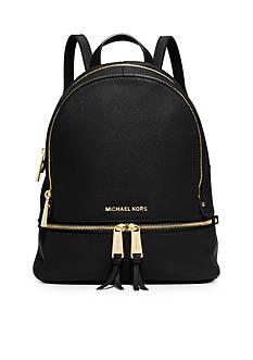 MICHAEL Michael Kors Rhea Zip Small Backpack