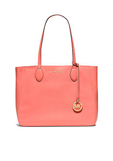 MICHAEL Michael Kors Mae Large Reversible East West Tote