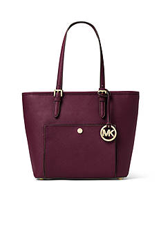 MICHAEL Michael Kors Jet Set Medium Saffiano Leather Tote