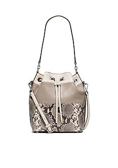 MICHAEL Michael Kors Dottie Large Drawstring Bucket Bag