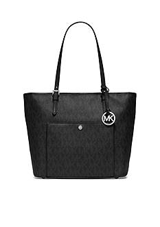 MICHAEL Michael Kors Jet Set Item Large Snap Pocket Tote