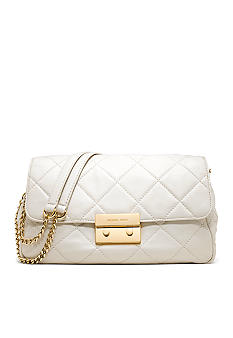 MICHAEL Michael Kors Sloan Large Quilted Flap Shoulder Bag
