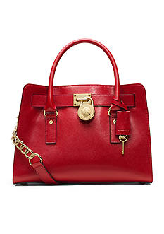 MICHAEL Michael Kors Hamilton East West Satchel