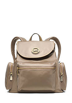 MICHAEL Michael Kors Fulton Flap Back Pack