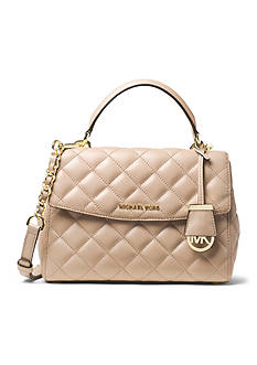 MICHAEL Michael Kors Ava Small Quilted Satchel
