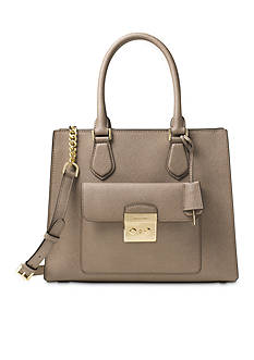 MICHAEL Michael Kors Bridgette Medium Saffiano Leather Tote