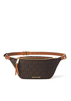 MICHAEL Michael Kors Rhea Logo Belt Bag