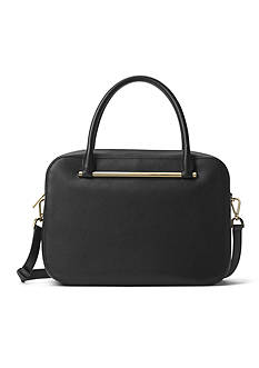 MICHAEL Michael Kors Jessica Large Leather Satchel