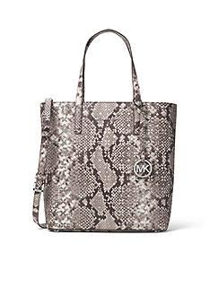 MICHAEL Michael Kors Hayley Medium Laser-Cut Tote Bag